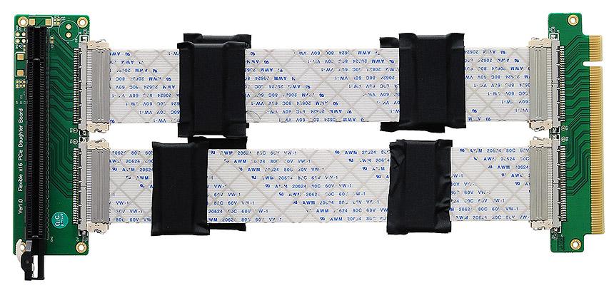 P30s P30f Pcie X16 Pci Express Riser Extender M
