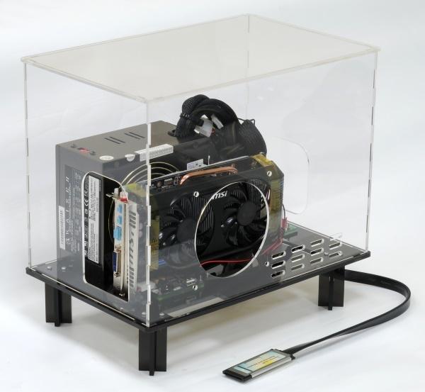 adaptador placa de video